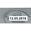 Stempelplatte Trodat Printy 46130