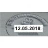 Stempelplatte Trodat Printy 46145