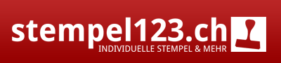 stempel123.ch | Individuelle Stempel & mehr